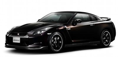 Présentation d'une version survitaminée de la Nissan GT-R Spec-V de 2010.